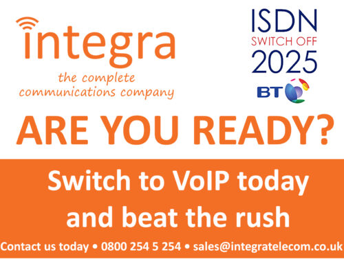 ISDN Switch Off begins its Phase Out in less than 1 month